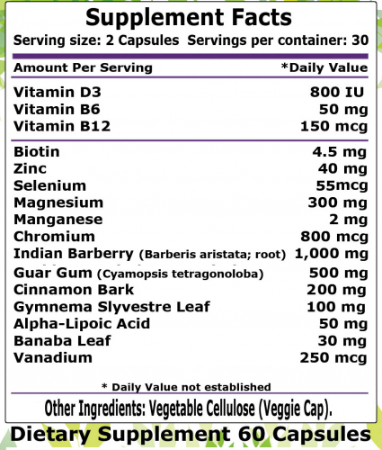 supplements for diabetes and blood sugar supplements vitamins
