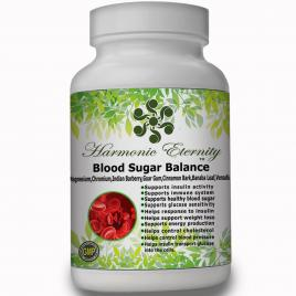 Blood Sugar Balance and insulin resistance supplements